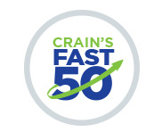 Crain's Award 2018's fastest-growing companies
